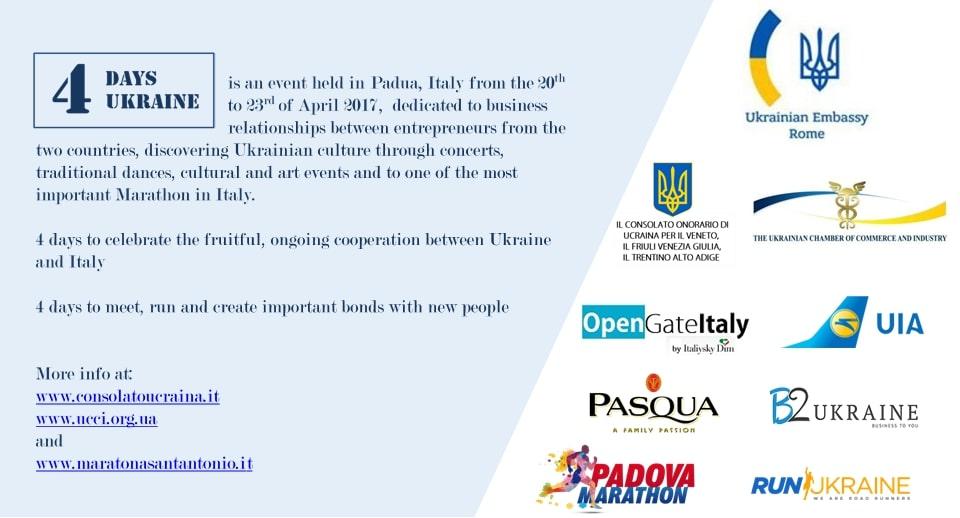 4 days ukraine italy